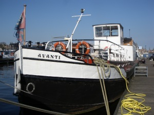 Hostel Ship Avanti