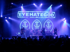 EYEHATEGOD - Mike Williams